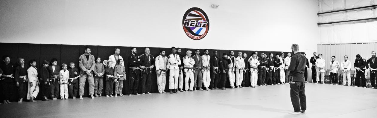 HELIX Brazilian Jiu Jitsu